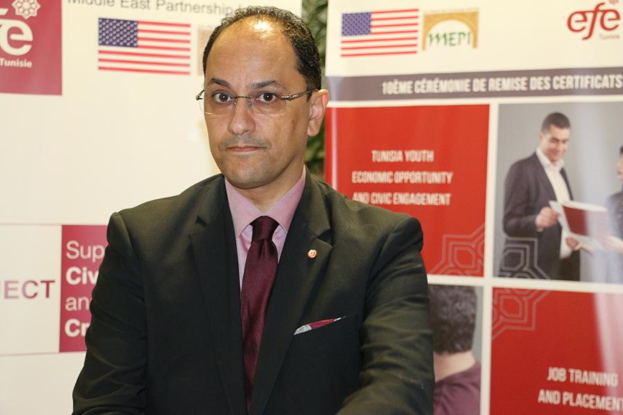 Slim Khalbous, Ministre de l'Enseignement Supérieur et de la Recherche Scientifique