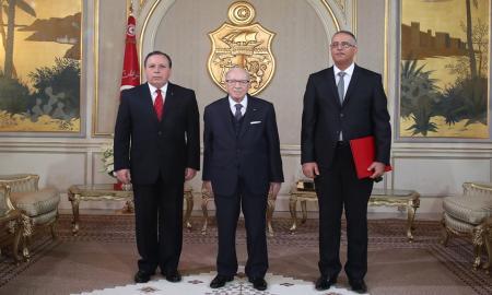 Le président Essebsi remet ses lettres de créance à l ambassadeur de Tunisie à Jakarta