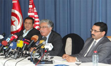 Hamma Hammami part en guerre contre '' le gouvernement le plus dangereux de l'histoire'' du pays