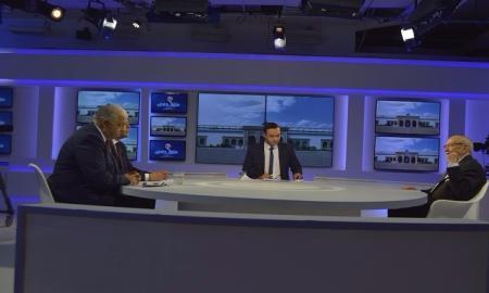 Sur Nessma-live En forme, l'esprit alerte BCE n'élude aucune question