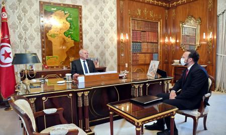 Saïed charge le ministre des TIC de mettre en place des plateformes virtuelles pour le dialogue national