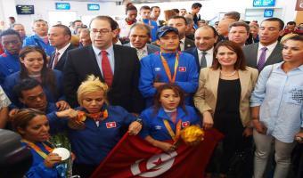 Le Chef du gouvernement honore les grands champions  (En photos)