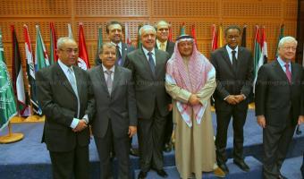 Reportage photos de la cérémonie organisée en l'honneur de Slaheddine Maoui suite à son départ de l'ASBU