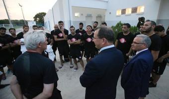 Maher Ben Dhia rend visite à l