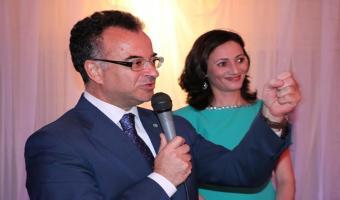 Reportage photos de la cérémonie de remise de diplômes du programme CEED Go To Market