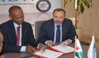 Signature d'un protocole d'accord entre UADH et l'Etat Djiboutien