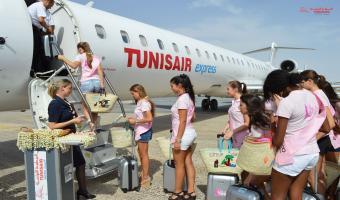Tunisair Express partenaire de l'élection de Miss Portugal