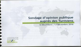 Un sondage américain favorable à Essebsi, Chahed, l'UGTT et Nidaa Tounes