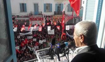 Houcine Abbassi : Non à la diabolisation de l'UGTT et gare aux voix qui « croassent »
