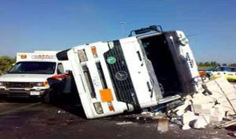 Gafsa: Un accident de la route fait 4 morts