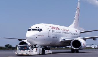 Tunisair: Le nombre de passagers augmente de 11 %