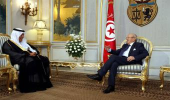 L'Ambassadeur d'Arabie Saoudite reçu au Palais de Carthage