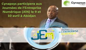 Cynapsys participe aux Journées de l'Entreprise Numérique à Abidjan