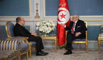 Ben Jaâfar chez Essebsi