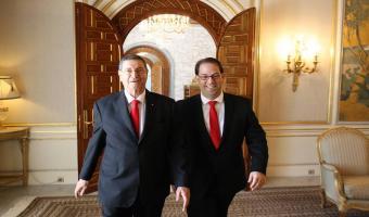 Lundi 29 août,  passation des pouvoirs entre Habib Essid et Youssef Chahed