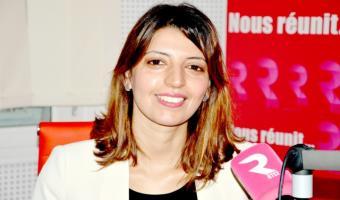 Faten Kallel adhère à la campagne contre la loi 52