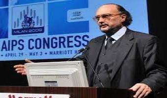 Gianni Merlo (Pdt de l Association Internationale de la Presse Sportive): Il n'y a pas de Division au sein de l AIPS