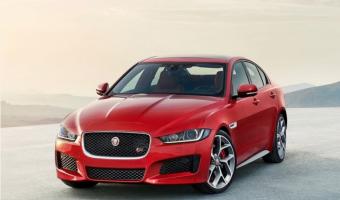 La plus belle voiture de l'année est... la Jaguar XE
