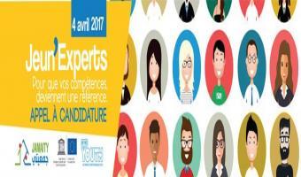 Lancement de l appel à candidature Jeunes Experts