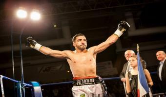 Le boxeur Karim Achour suspendu deux ans