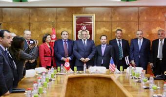 Un contrat de 165 millions DT pour l acquisition de 20 locomotives