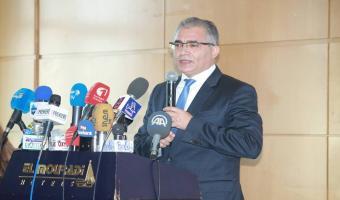 Mohsen Marzouk présente son projet néo bourguibien