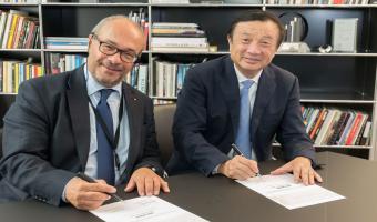Huawei et Leica Camera créée un nouveau Centre de Recherche et d'Innovation