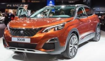 La nouvelle Peugeot 3008 primée au Mondial de l'Automobile 2016