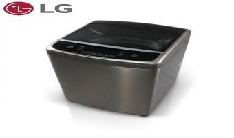 La technologie TurboShot de LG améliore la performance du lavage