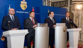 La Belgique décide de reconvertir une partie de la dette tunisienne en projets  d'investissement