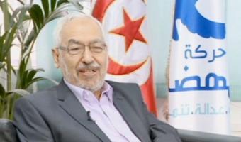 Rached Ghannouchi n'a pas reçu Sihem Ben Sedrine