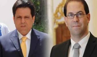 Slim Riahi demande à Youssef Chahed de démissionner