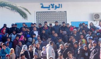 Triste première en Tunisie : Tentative de suicide collectif à Kasserine