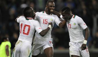 Le Sénégal 1er qualifié