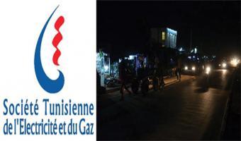 Coupure d'électricité à Hammamet : Les rues animées plongent dans le noir