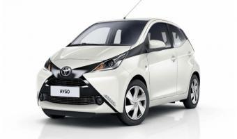 La voiture populaire Toyota AYGO débarque en Tunisie