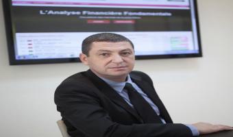 Khaled Zribi (Président de la Bourse de Tunis):