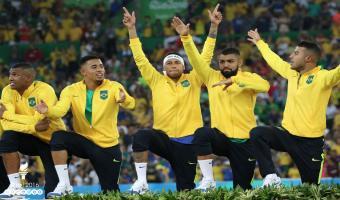 Le Brésil, champion olympique pour la 1ére fois de son histoire