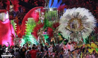 Clôture des JO 2016 sur un air de samba