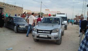 Enterrement dans l'indifférence de l'Héros national Ali Basdouri
