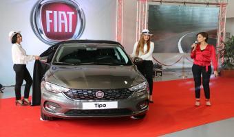 Lever de rideau sur la nouvelle Fiat Tipo
