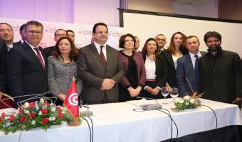 Lancement en grandes pompes de Smart Tunisia