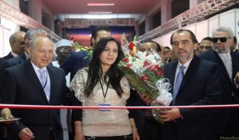 """Reportage photos de l'inauguration des salons du Tourisme """"M.I.T"""""""