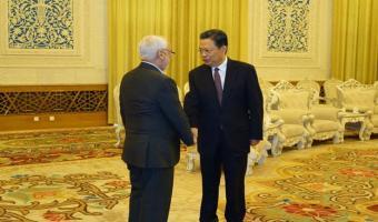 Reportage photos de la visite de Rached Ghannouchi en Chine