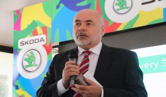 Reportage photos du lancement de la marque de voiture Skoda en Tunisie