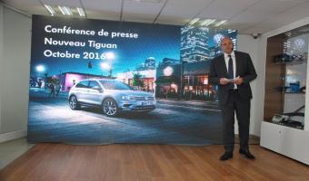 Ennakl Automobiles: Lancement du nouveau Tiguan en Tunisie (En Photos)