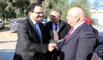 Au cœur de la visite de Zied Laadhâri au Pôle de Compétitivité de Sousse