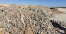 Des déchets d'origine inconnue incinérés illégalement à Kairouan