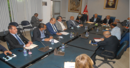 Le Ministre à l'écoute des professionnels de la fédération tunisienne des restaurants touristiques