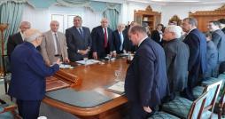 La commission du«Document de Carthage», beaucoup de réunions pour rien